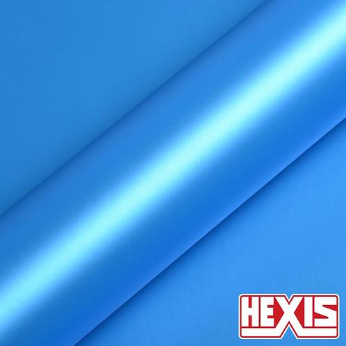 HX20219S Ara Blue Metallic Satin