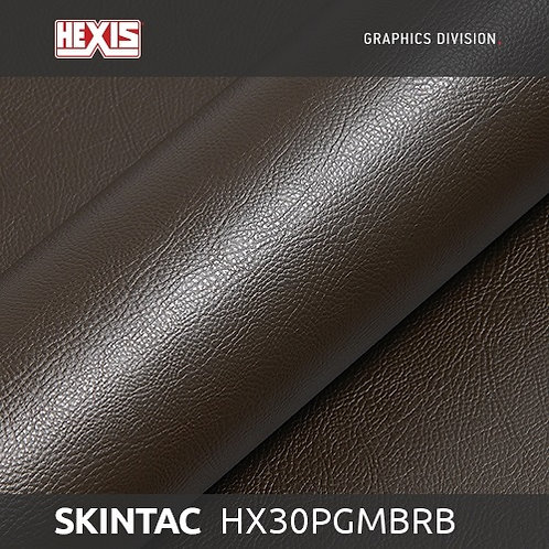 HX30PGMBRB Brown Leather