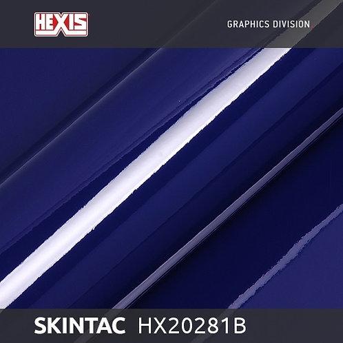 HX20281B Light Navy Blue Gloss