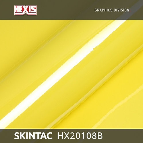 HX20108B Lemon Yellow Gloss