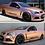 Thumbnail: HX30SCH12S Super Chrome Rose Gold Satin
