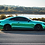 Thumbnail: HX30SCH09B Super Chrome Turquoise Gloss