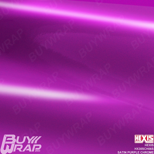 HX30SCH06S Super Chrome Purple Satin