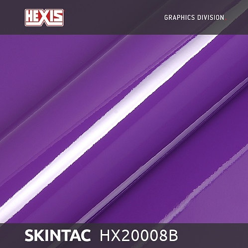 HX20008B Plum Violet Gloss