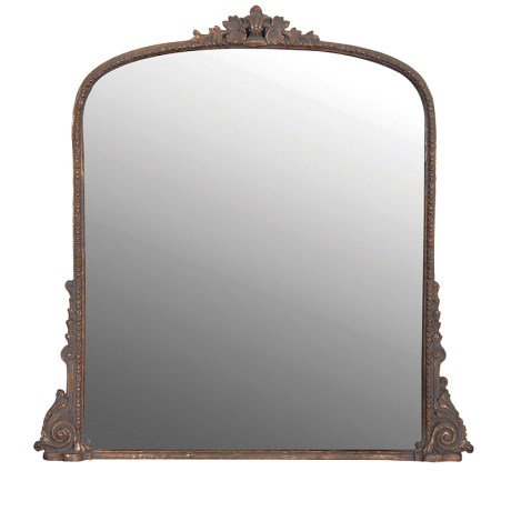 Large Carved Wall Mirror