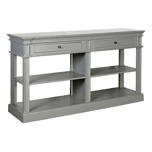 Shaker Grey Shelf Buffet