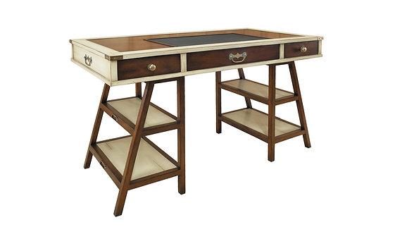 On the Orient Navigator's Desk, Ivory
