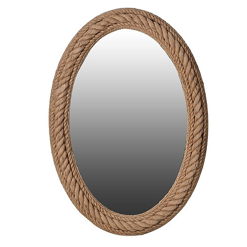 Gold Rope Mirror