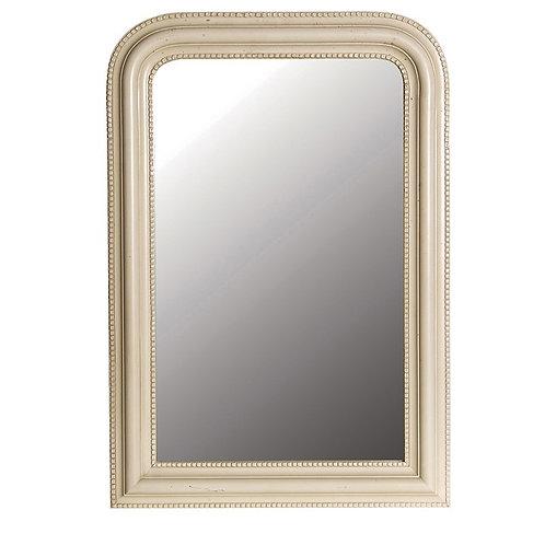 Cream Moulded Mirror