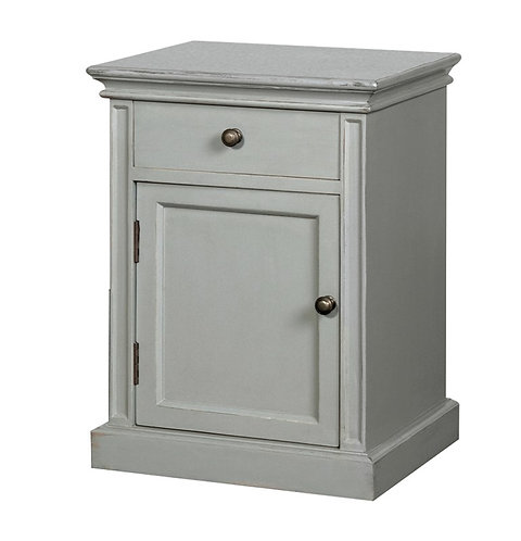 Shaker Grey Pot Cupboard