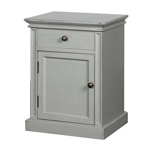Shaker Grey Pot Cupboard