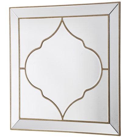 Venetian Alhambra Square Mirror