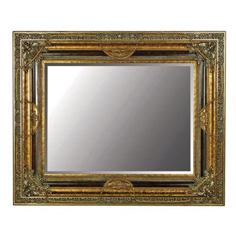 Gilt Rose/Swags Mirror