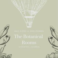 Botanical Rooms Cocktail Journal