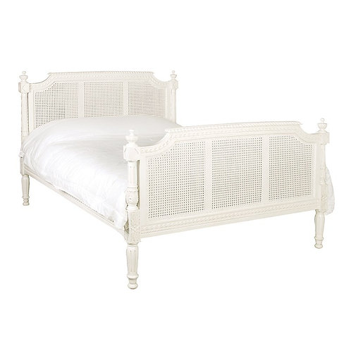 Louis Philippe 5ft. Bordeaux Bed