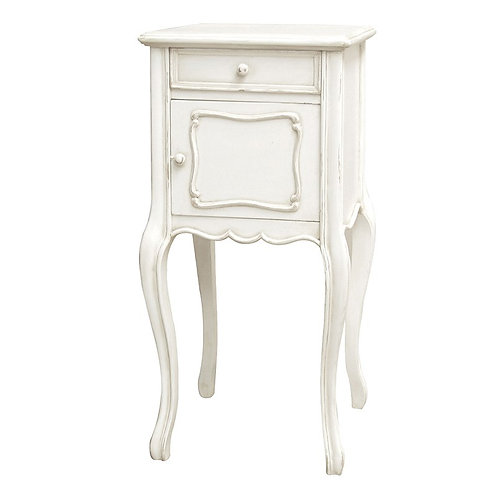 Louis Philippe Pot Cupboard Bedside