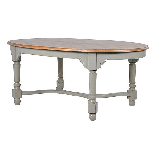 Heathton Oval Dining Table