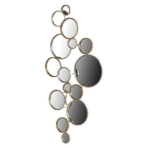 15 Circles Mirror