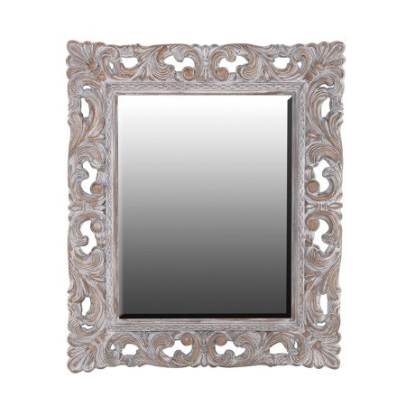 Large Ornate Rectangular Mirror