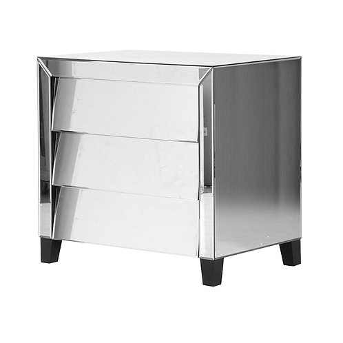 Venetian Nuovo Angled 3 Drawer Chest