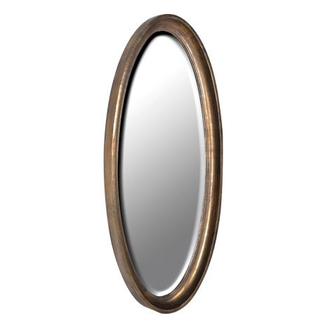 'Antique' Oval Mirror