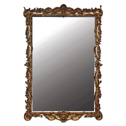 Gilt Ornate Mirror