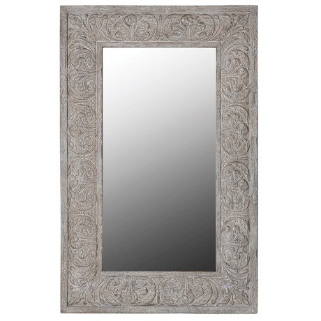 Large Decorative Frame Mirror