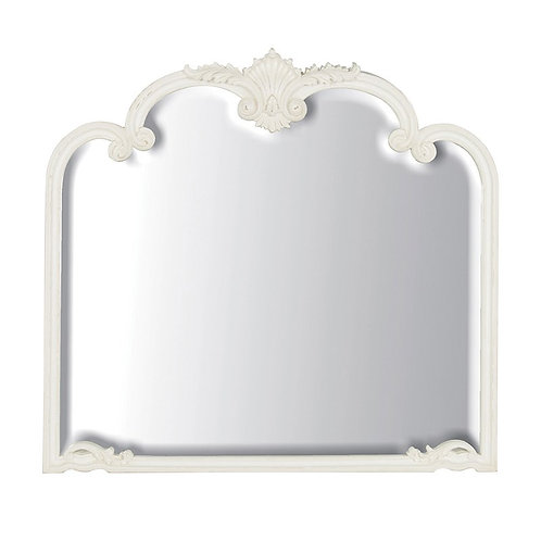 Louis Philippe Overmantel Mirror