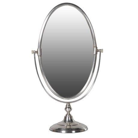 Oval Toilette Mirror