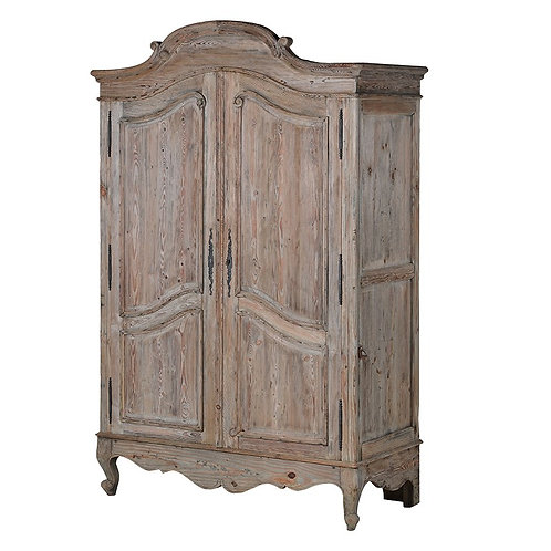 Provincial Reclaimed Pine Armoire