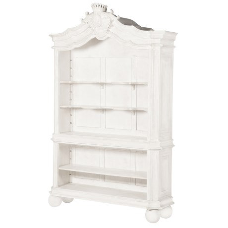 Louis Philippe Large Bookcase