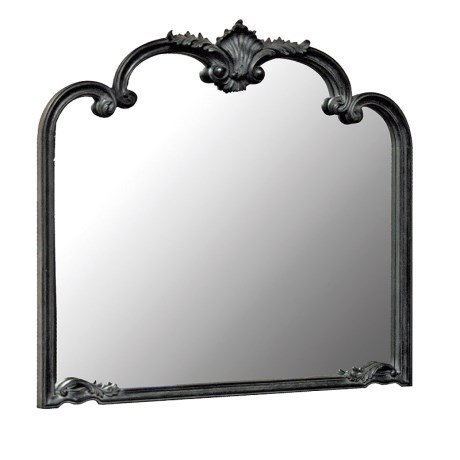 Moulin Noir Overmantel Mirror