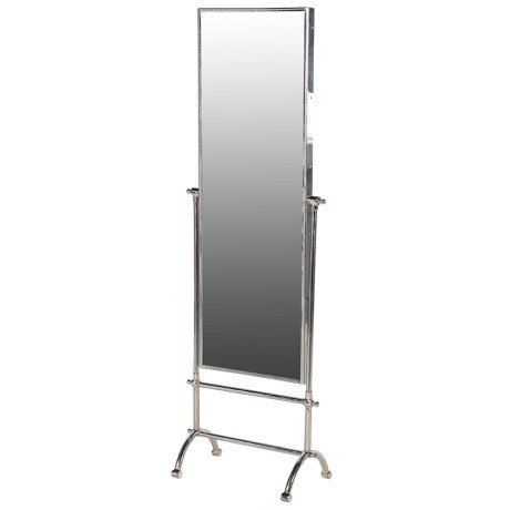 Steel Cheval Mirror
