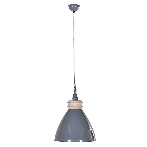 Grey Ceiling Pendant Light