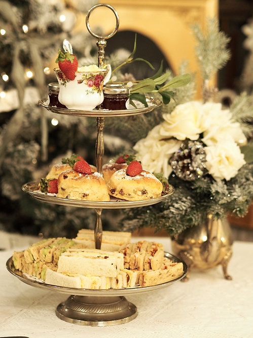 Afternoon Tea Gift Card