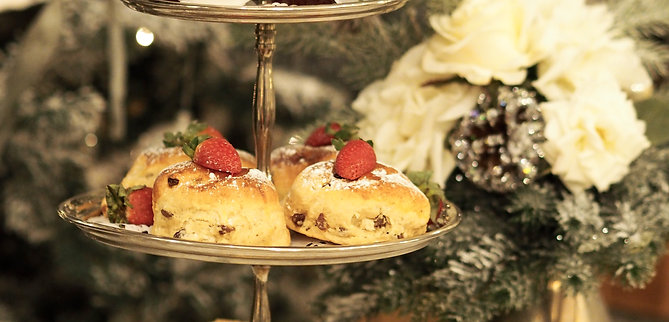 Afternoon Tea for Two Gift Card