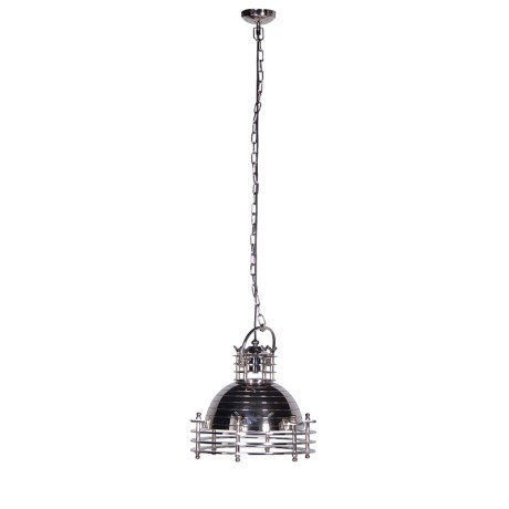 Nickel Industrial Hanging Light