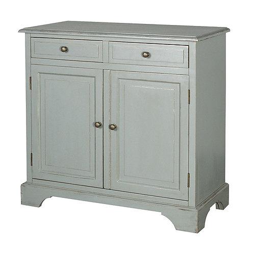 Shaker Grey 2 Door Cupboard