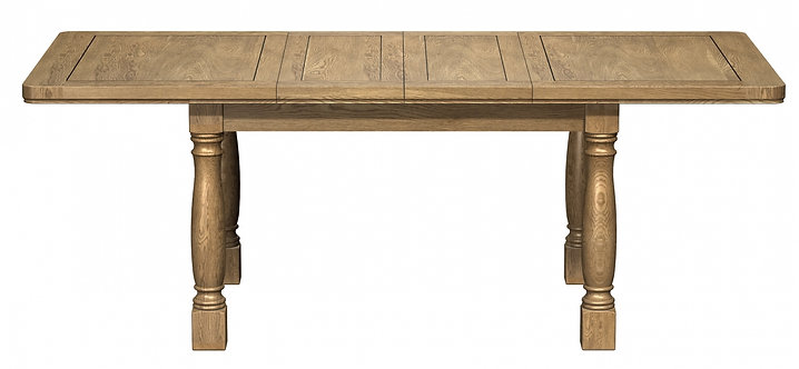 Rectangle Extending Dining Table