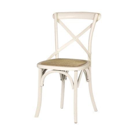 Gainsborough X-Back Cream Dining Chair