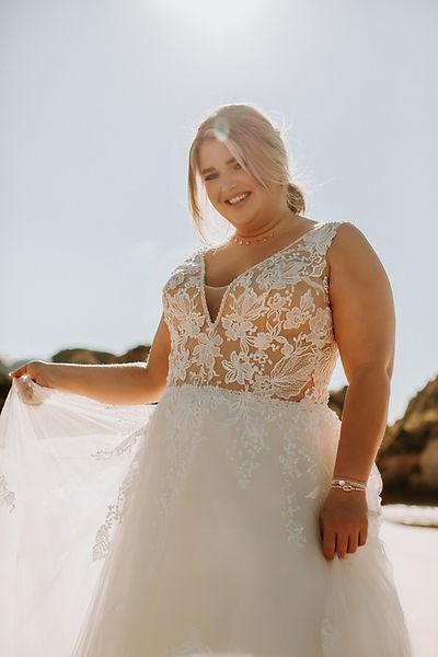 Bridalstar Curvybride Brautkleid Prinzessin