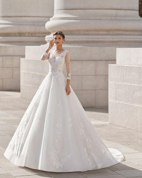 Brautmode Rosa Clara