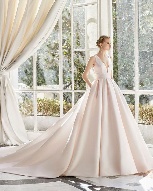 Brautkleid Rosa Clara Couture