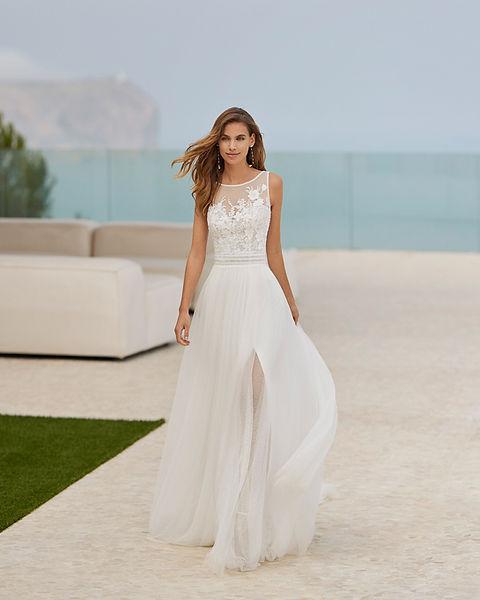 Brautmode Rosa Clara Soft