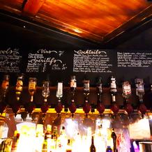 Calligraphie pour le Bar French Flair, place de Clichy