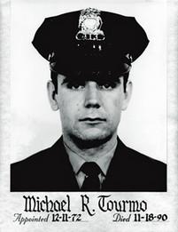 Sergeant Michael Tourmo
