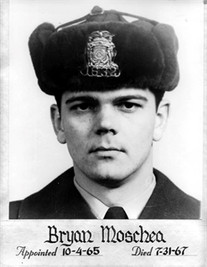 Police Officer Bryan Moschea