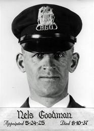 Police Officer Nels Goodman