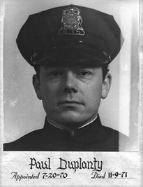 Police Officer Paul DuPlanty