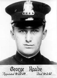 Detective George Raabe
